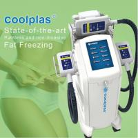 Quality No Downtime Cryolipolysis Fat Freezing Machine Fat Loss Machines 3 Handles for sale
