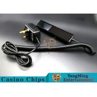 Quality Smart Portable Casino UV Light Detector , Counterfeit Poker Card Scanner for sale