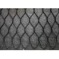 Quality SS316 Material Animal Enclosure Mesh Stainless Steel Wire Rope Zoo Mesh for sale