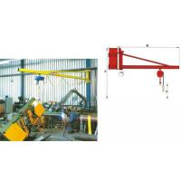 China BZ3t Light Duty Wall Mounted Slewing Jib Cranes for Plant Room Maintenance on sale