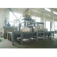 Quality Conveyor Auto Blasting Machine For Cleaning Aluminum Plates 1 Year Warranty for sale