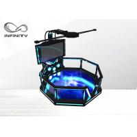 Quality Infinity VR Mars VR Walking Platform Shooting Game Machine 12 Months Warranty for sale