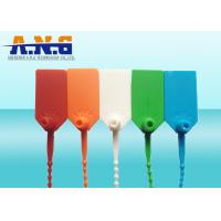 Quality 125Khz Chip Waterproof Lf Rfid Tags , Cable Tie Tag  For Inventory Management for sale