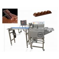 Quality 8kg/H Chocolate Melting Machine With Omron Sensor  1 Year Warranty for sale