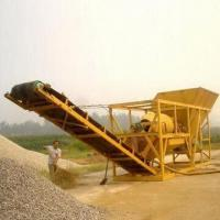 Quality Sand Washing Machine with 7.5kW Power for sale