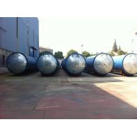 China Wood industry Wood Preservative Treatment , saturated steam wood  Autoclave on sale