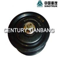 Quality HOWO A7 Dump Truck Parts 612630060004 Tension Wheel for sale