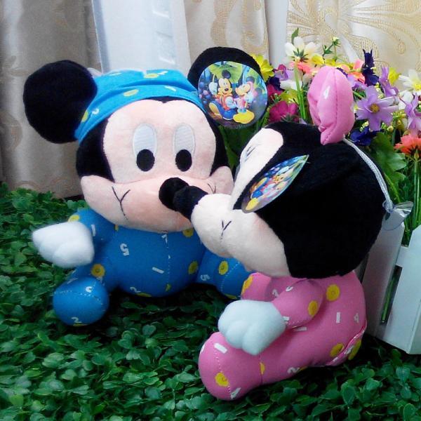 Plush Toy Doll Wedding Dolls Mickey Minnie Couples Mickey
