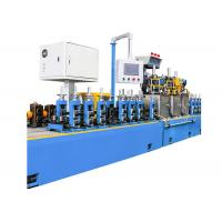 Quality Aluminum Metal Steel Pipe Mill Line Making Machine Low Energy Consumption for sale