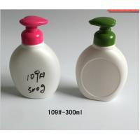 Quality Recyclable Plastic Foamer Bottles White / Pink / Green 300g For Children for sale
