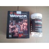 Buy cheap Herbal Plant Extracted Penis Growth Pills Strong Sexual Wenick Man Capsules from Wholesalers
