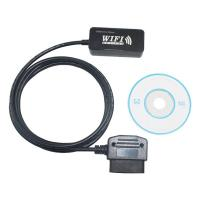 China 67 x 21 x 31mm CD WiFi OBD-II Car Diagnostics Tools for iPad iPhone iPod Touch on sale