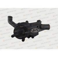 Quality YN4100 YUNNEI Diesel Engine Water Pump With Black Color / Mixed Flow Pump for sale