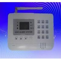 Quality Programmable Auto Watchdog House Burglar SMS Dual-band / Quad-Band LCD GSM Alarm System for sale