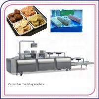 Quality 4KW Powder 200-300kg / Hr Stainless Steel Cereal Bar Machine 1 Year Warranty for sale