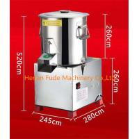 Quality smallest meat grinding machine, leek cutting machine, dumpling stuffing machine for sale