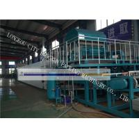 Quality Big Capacity Egg Carton Making Machine For Chicken Farm 380V / 50HZ for sale