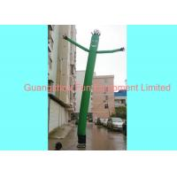Quality Funny Inflatable Advertising Products , Crazy Wacky Waving Inflatable Arm Tube Man for sale
