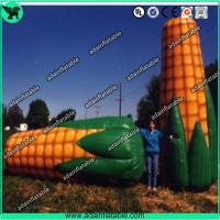 Quality Vegetable Promotion Inflatable Model Inflatable Corn Replica/Inflatable character for sale