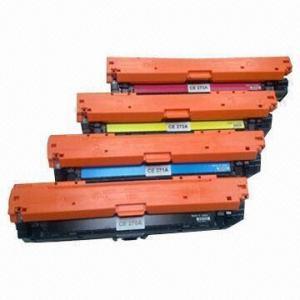Quality Color Laser Cartridge for HP Toner Cartridge CE270A, CE271A, CE272A, CE273A for CP5525n/CP5525dn for sale