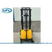 Quality Semi Electric Hydraulic Pallet Jack , Hydraulic Pallet Stacker DC Motor Power Source for sale