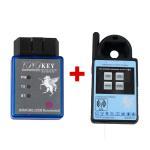 Quality Mini ND900 Transponder Key Programmer Plus Toyo Key OBD II Key Pro Support 4C 4D 46 G H Chips for sale