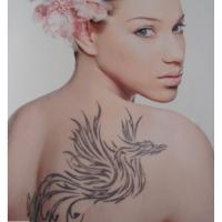 China Inkjet Temporary Tattoo Water Transfer Paper on sale