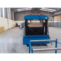 Quality 16 Stations K Span Roll Forming Machine For Roof Building 1.2mm Thickness for sale