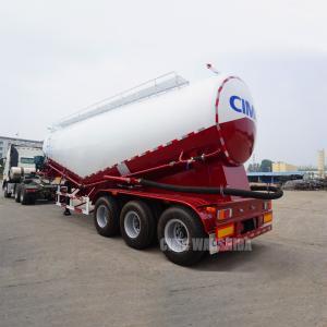 Quality Cement bulk carrier cement truck semi trailer cement tanker trailer for sale | CIMC TRAILERS for sale