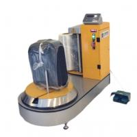 China Airport luggage wrapping machine for sale