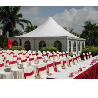 Quality Eco friendly Coated PVC tarpaulin tent , Event / Party / Banquet PVC tents for sale
