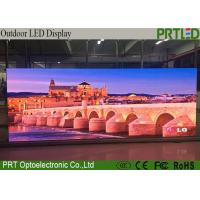 Quality HD P5 Outdoor Advertising LED Display Full Color Synchronous Control for sale