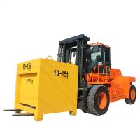 Superb quality diesel forklift 15 ton high quality with chinese or imported engine