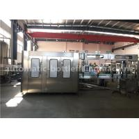China Rotary 3 In 1 Drinking Water Fully Automatic Bottle Filling Machines Complete Production Line on sale