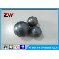 Quality VEGA Casting Media Grinding Balls For Mining and Cement Plants HS 73259100 for sale
