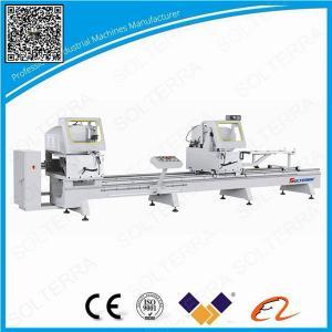 Quality Aluminium Double Head Saw Cutting Machine with Digital measurement LJZ2X-500x4200 for sale