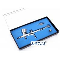 China New Dual Action Airbrush and Spray Gun for Makeup Nail Art Tattoos Body Cake Toy Models on sale