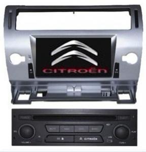 Quality Manda car multimedia for Citroen Quatre autoradio audio video factory multimedia navigation system in-dash head units for sale