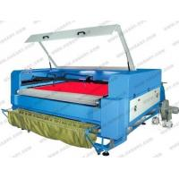 China co2 laser fabric cutter with auto feeding system on sale