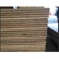 Quality Marine Grade Commercial Plywood Okoume Face / Back With Phenolic Glue for sale