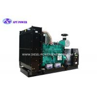 Quality Cummins Natural Gas , Biogas , LPG Soundproof Generator 100kVA 80kW with Cleaner for sale