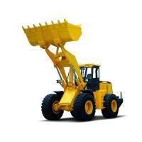 Quality 5000KG LW500E Earthmoving Machinery Wheel Loader With double pump interflow for sale