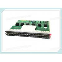 China WS-X4448-GB-SFP Catalyst 4500 48-Port 1000Base-X (SFPs Optional) Base-X GE Linecard on sale