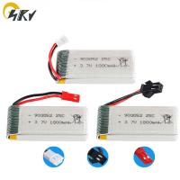 China 903052 RC lipo battery 25C rate 3.7V 1800mAh for HQ898B H11D H11C V686G RC helicopter on sale