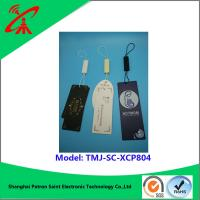 Quality Magnetic Anti Theft Clothing Tags Label Inside 58khz For Garment for sale