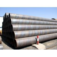 Quality Spiral Steel Pipe ASTMA53/A106/API5L GR.B for sale