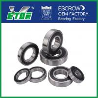 Quality High Temperature Anti Friction Precision Ball Bearings Deep Groove Type for sale