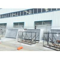 Quality Hot Dipped Galvanized  Portable Dog Kennels Temporary Construction Fence Panels for sale