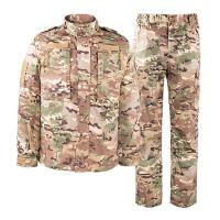 Buy cheap Ripstop / Twill CP Color Camouflage Design Your Own Military Uniform from wholesalers