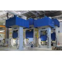 Quality 110KW  Hydraulic Power Press Machine , PLC Control Hydraulic Hand Press Machine for sale